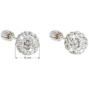 cercei Swarovski Elements cristal - 31111.1